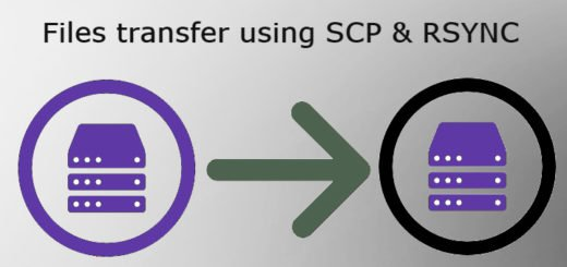 Files transfer using scp & rsync commands - LinuxTechLab
