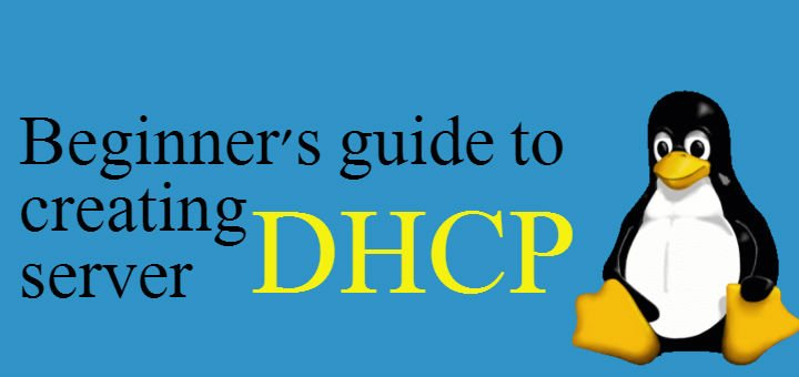 creating dhcp
