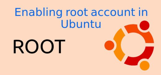 root account in ubuntu