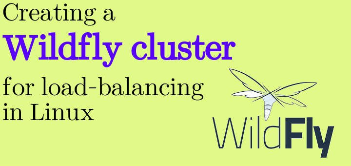wildfly cluster