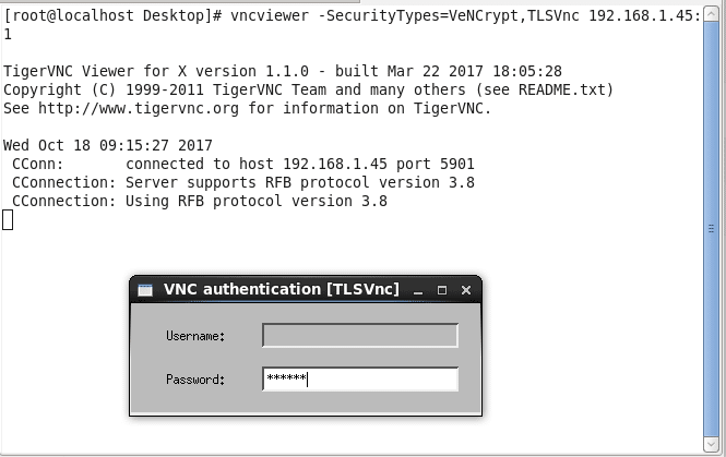 Easy guide to secure VNC server with TLS encryption - LinuxTechLab