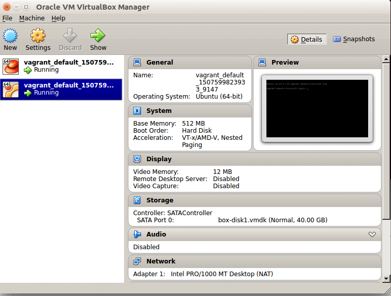 Virtualbox Audio Out