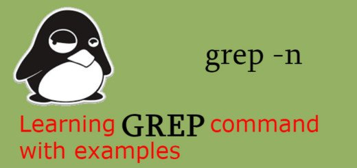 grep command with examples