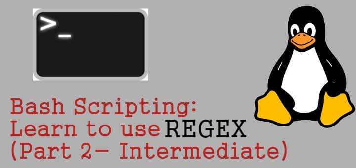 basic regex