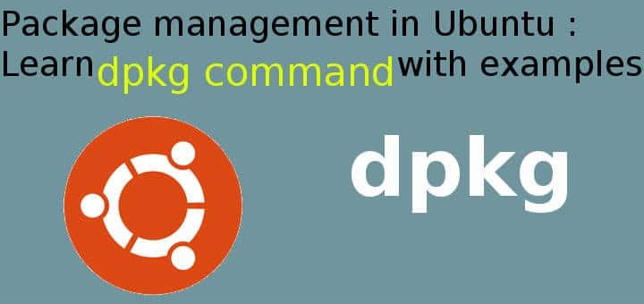 dpkg command with examples