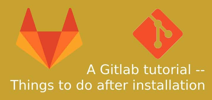 Gitlab tutorial