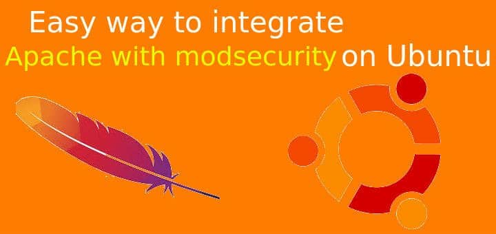 Apache with modsecurity