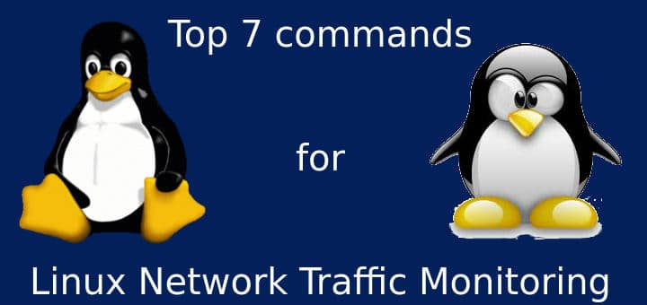 Linux Network Traffic Monitoring