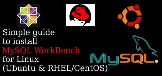 mysql workbench for linux